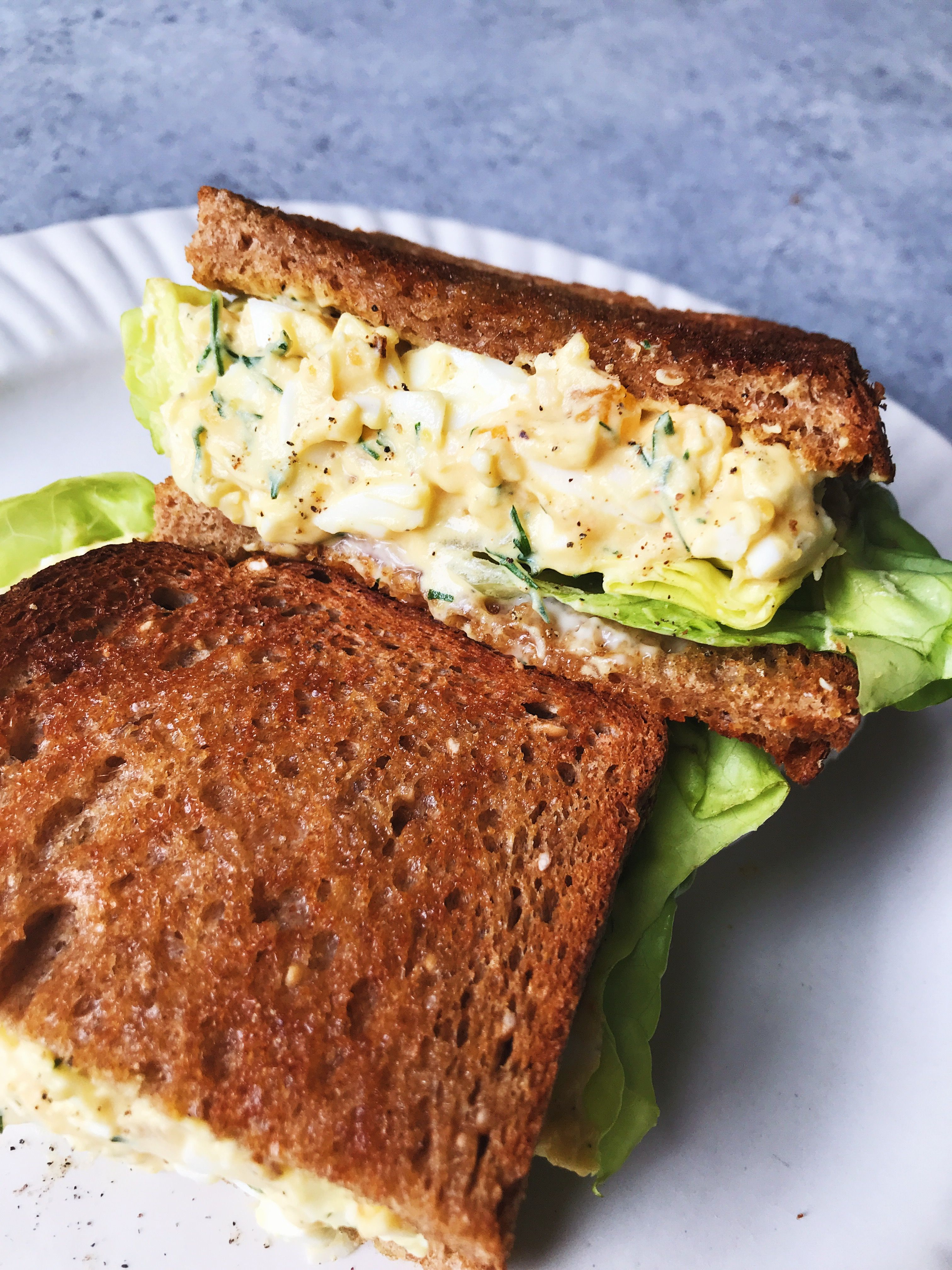 Egg Salad Recipe Variations