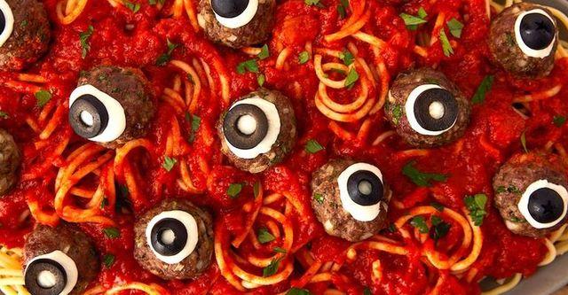 20 Halloween Dinner Ideas For Kids Recipes For Halloween Dinner