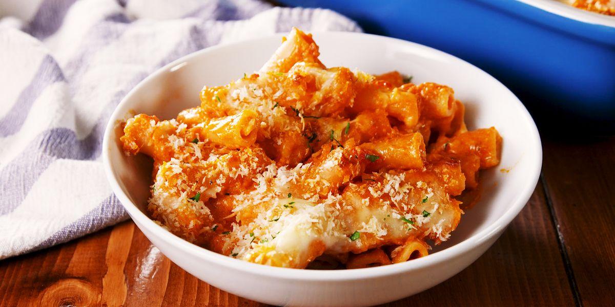 Best 5 Cheese Ziti Al Forno Recipe How To Make Olive Garden S 5 Cheese Ziti Al Forn