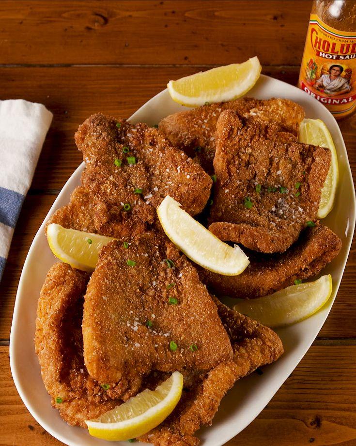 Fried Catfish - Delish.com