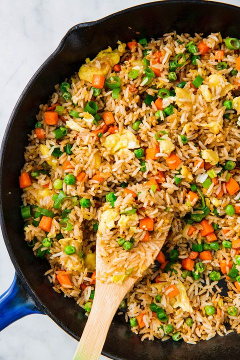 How To Make Fried Rice vertical — Delish.com