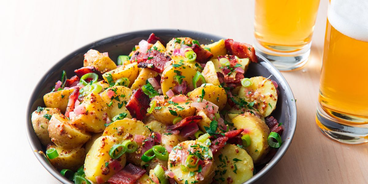 How To Boil Potatoes - Easy Recipe for Boiled Red, Yellow ...
