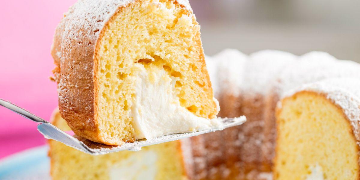 Best Giant Twinkie Cake Recipe How To Make Giant Twinkie