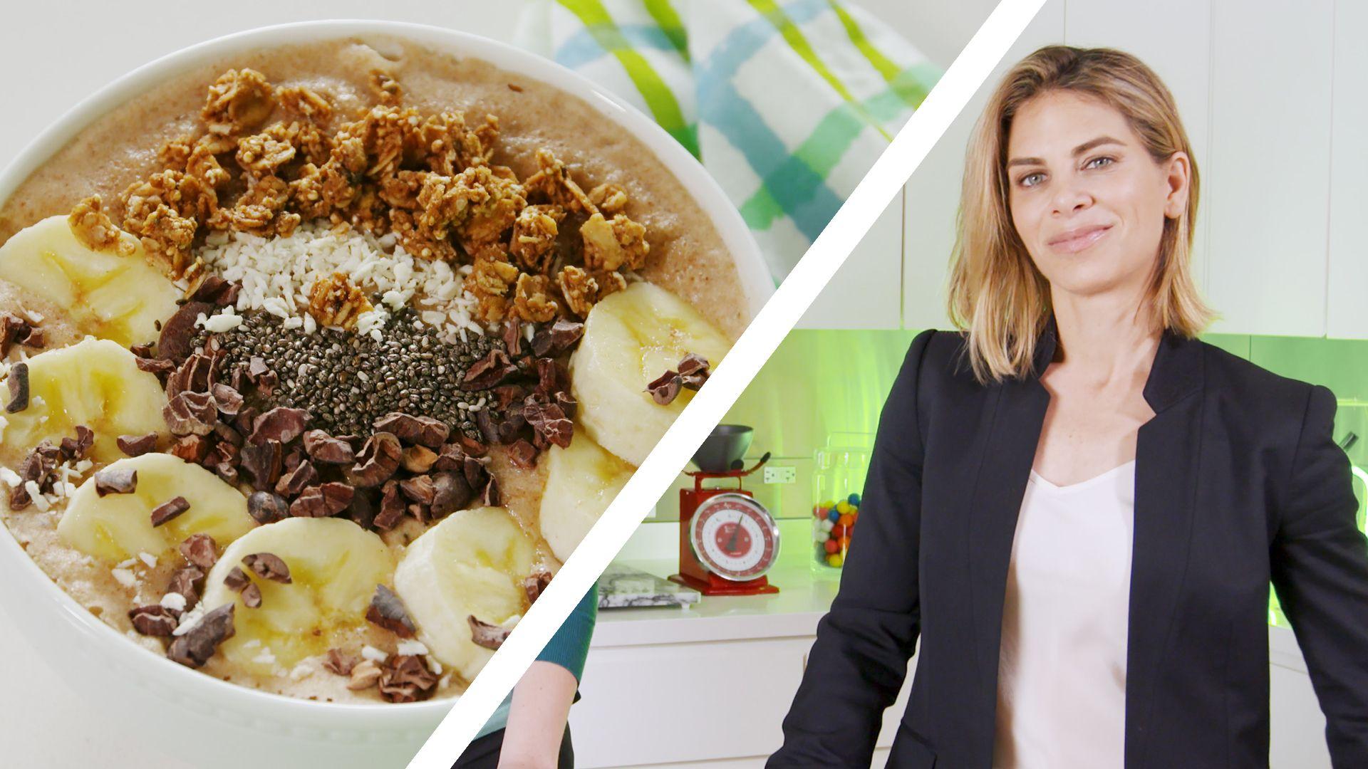 Jillian Michaels\'s Go-To Breakfast Tastes Like A Wendy\'s Frosty