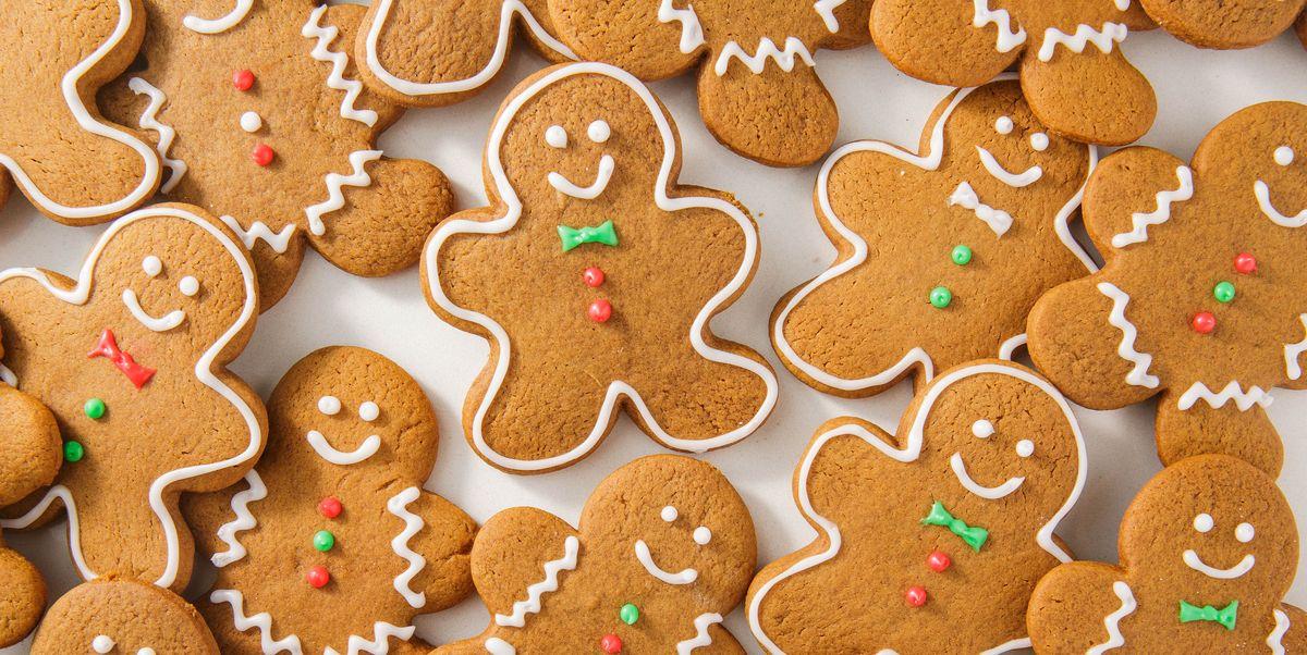 Best Gingerbread Cooki...