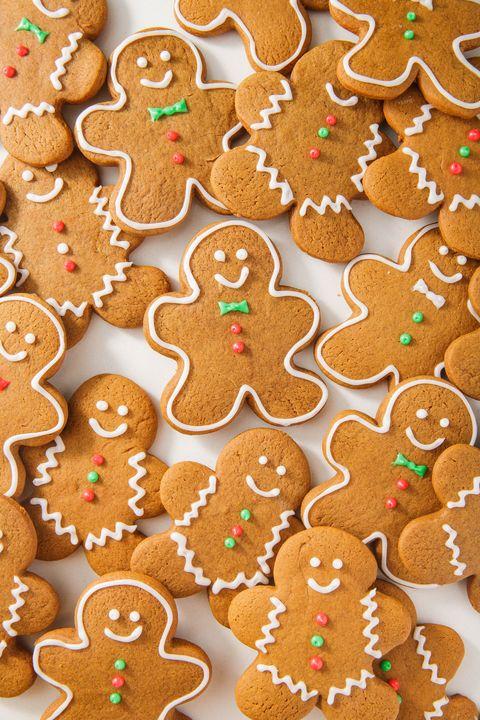 Gingerbread Cookies - Delish.com