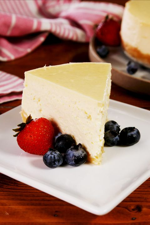 Gluten-Free Cheesecake — Delish.com