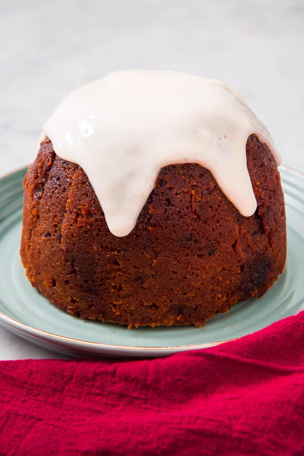 Gluten Free Christmas Pudding - Delish.com