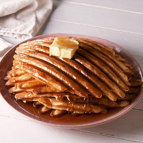 Grill Pan Waffles - Delish.com