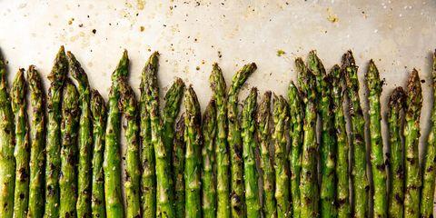 grilled asparagus  delishcom
