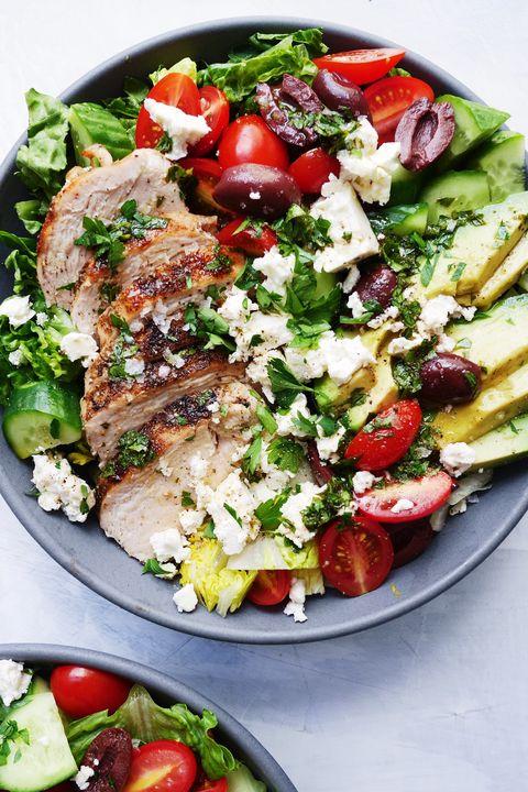 Grilled Chicken Salad — Delish.com