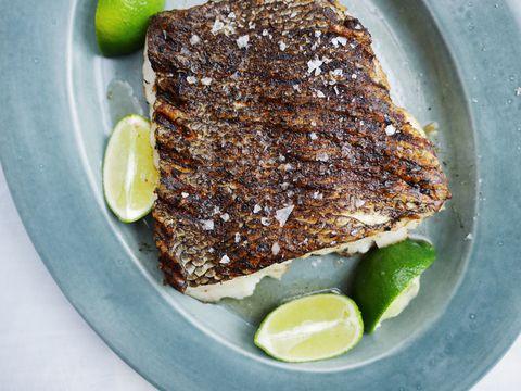 Grilled Fish — Delish.com
