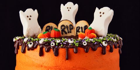20 Easy Halloween Cakes Recipes And Ideas For Decorating