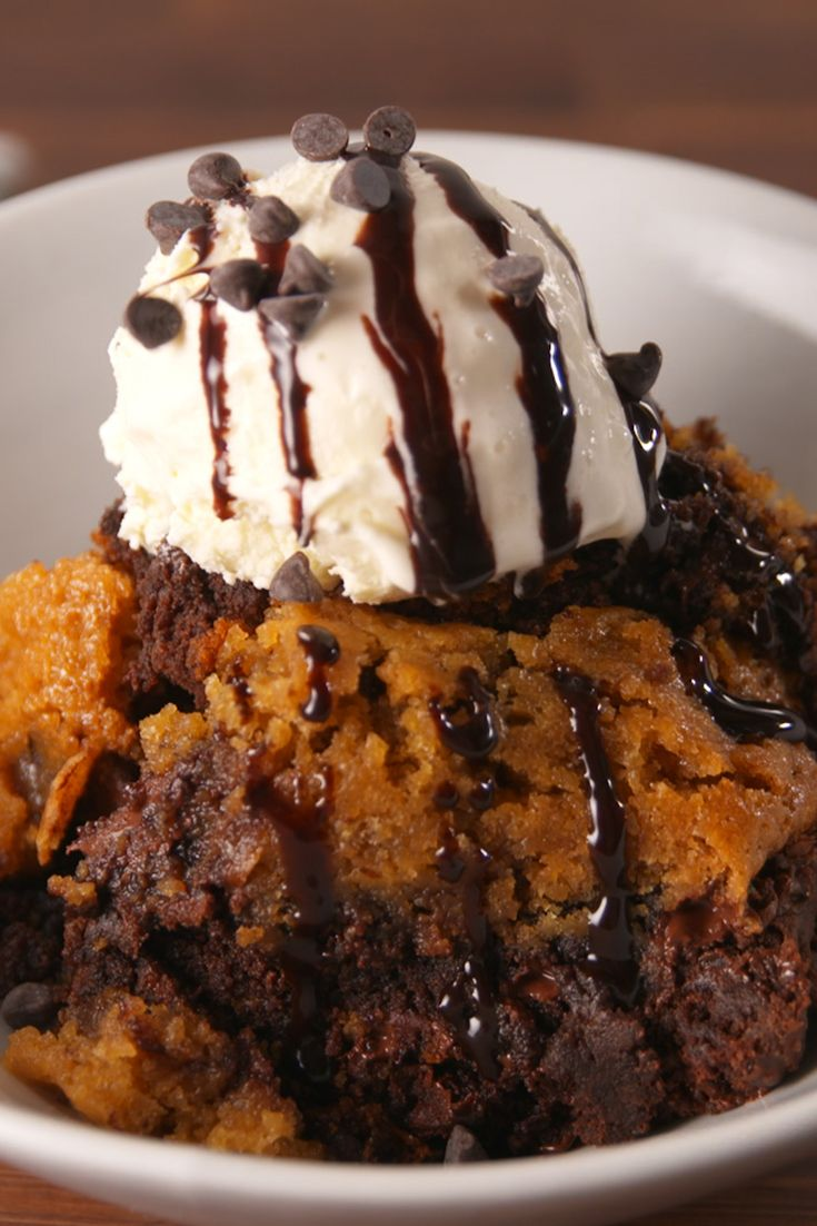 20 Slow Cooker Dessert Recipes Desserts To Make In A Crockpot