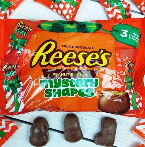 Reese's Holiday Mystery Shape Treats