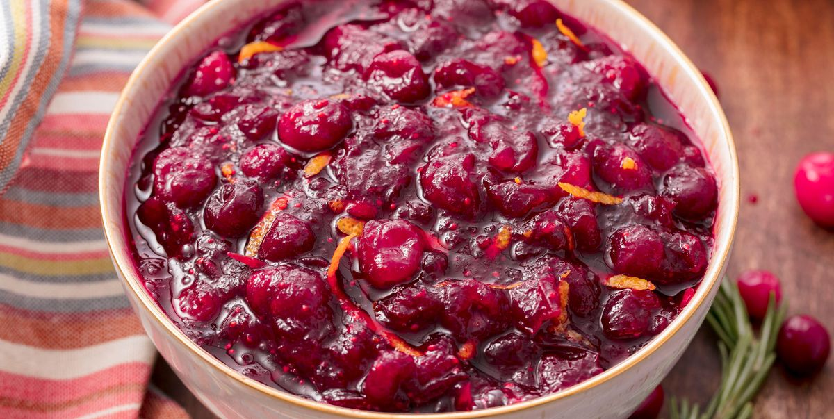 best homemade cranberry sauce recipe how to make fresh cranberry sauce