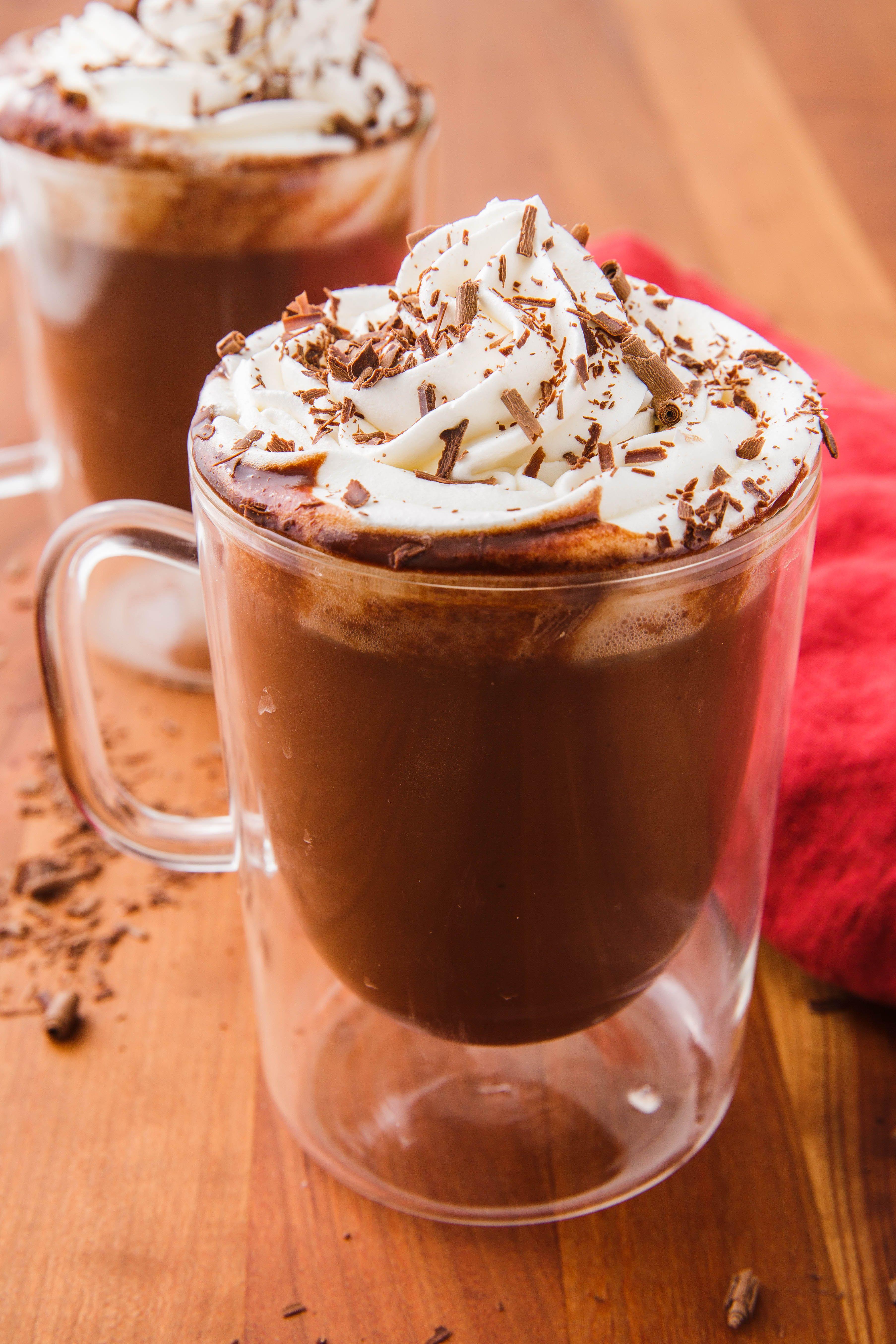 Hot Chocolate - Delish.com