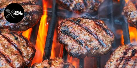 The Secret To Grilling Perfect Burgers That No One Tells You