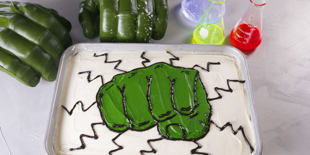 Best Hulk Cake Recipe How To Make Hulk Cake