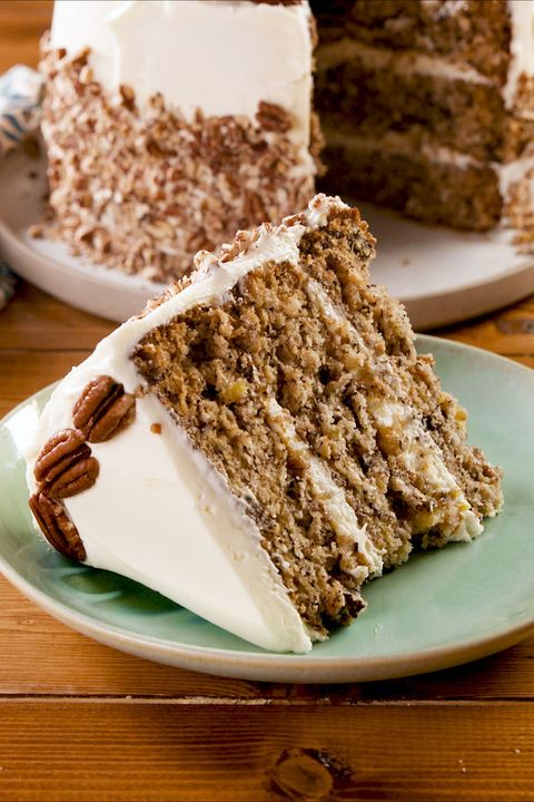 Hummingbird Cake - Delish.com
