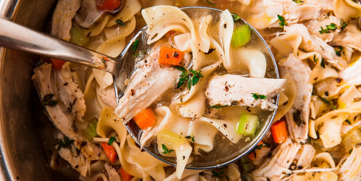 This Easy Instant Pot Chicken Noodle Soup Tastes Like Home