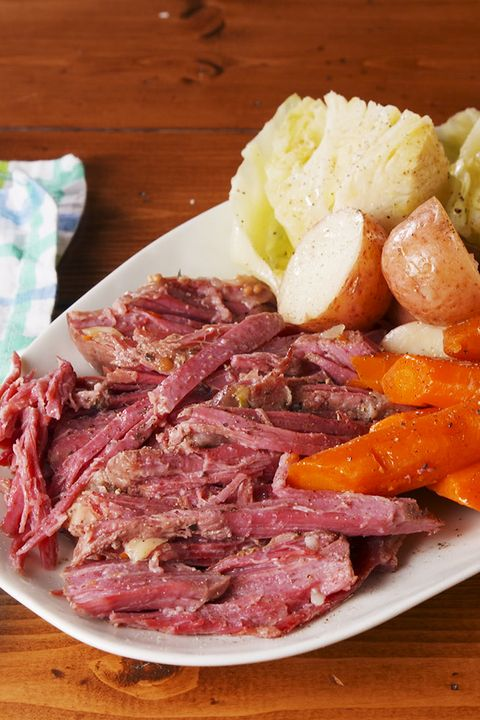 Instant Pot Corned Beef - Delish.com