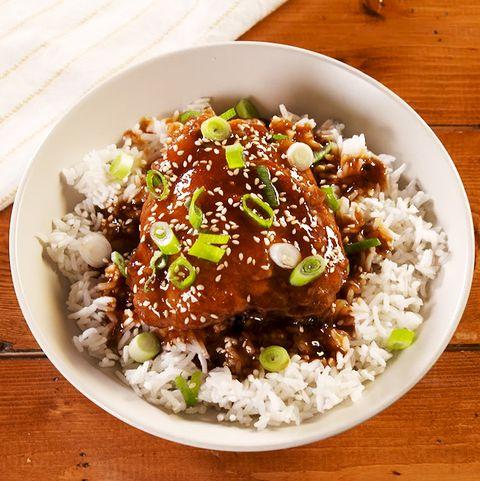 Instant Pot Honey Garlic Chicken - Delish.com