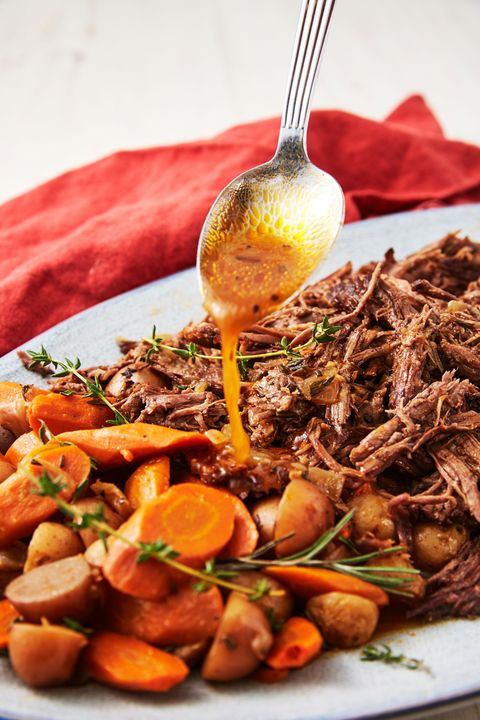 Instant Pot Pot Roast - Delish.com