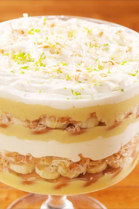 Dish, Food, Cuisine, Dessert, Ingredient, Buttercream, Baked goods, Cream, Whipped cream, Icing,