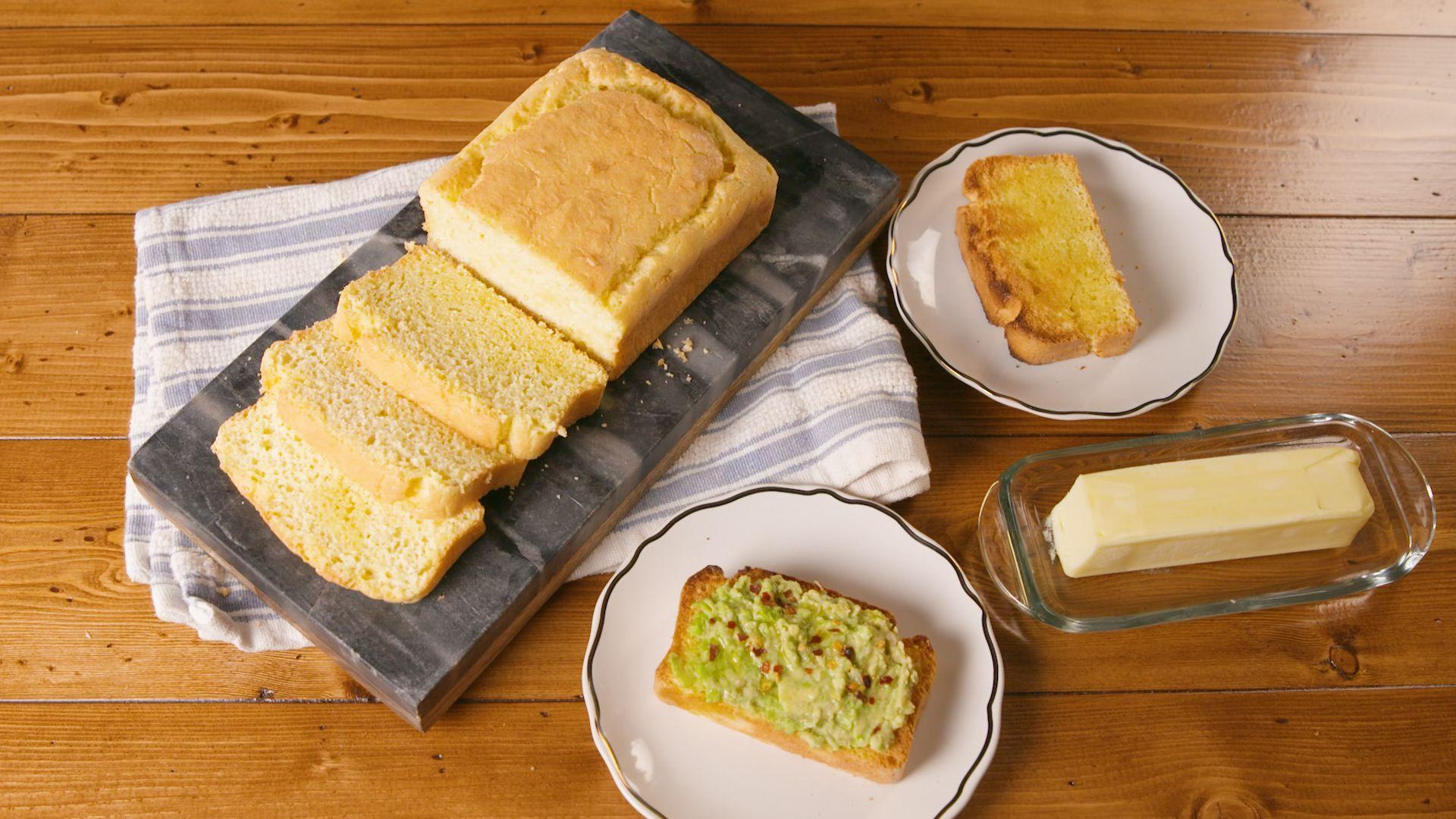 Keto Bread Recipe How To Make 90 Second Keto Bread