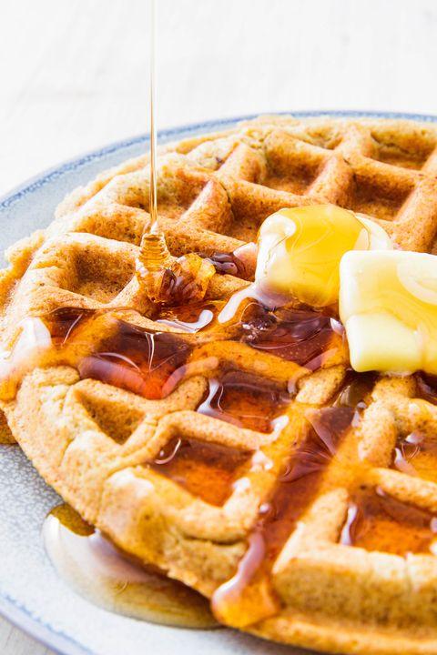 Keto Waffles - Delish.com