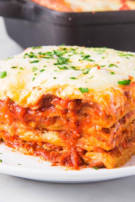 Lasagna Bolognese - Delish.com