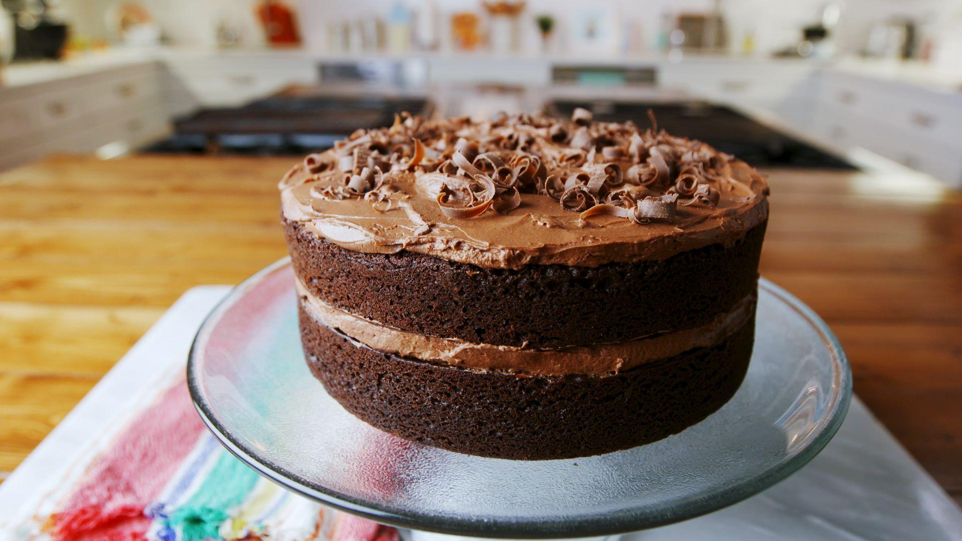 Best-Ever Chocolate Cake