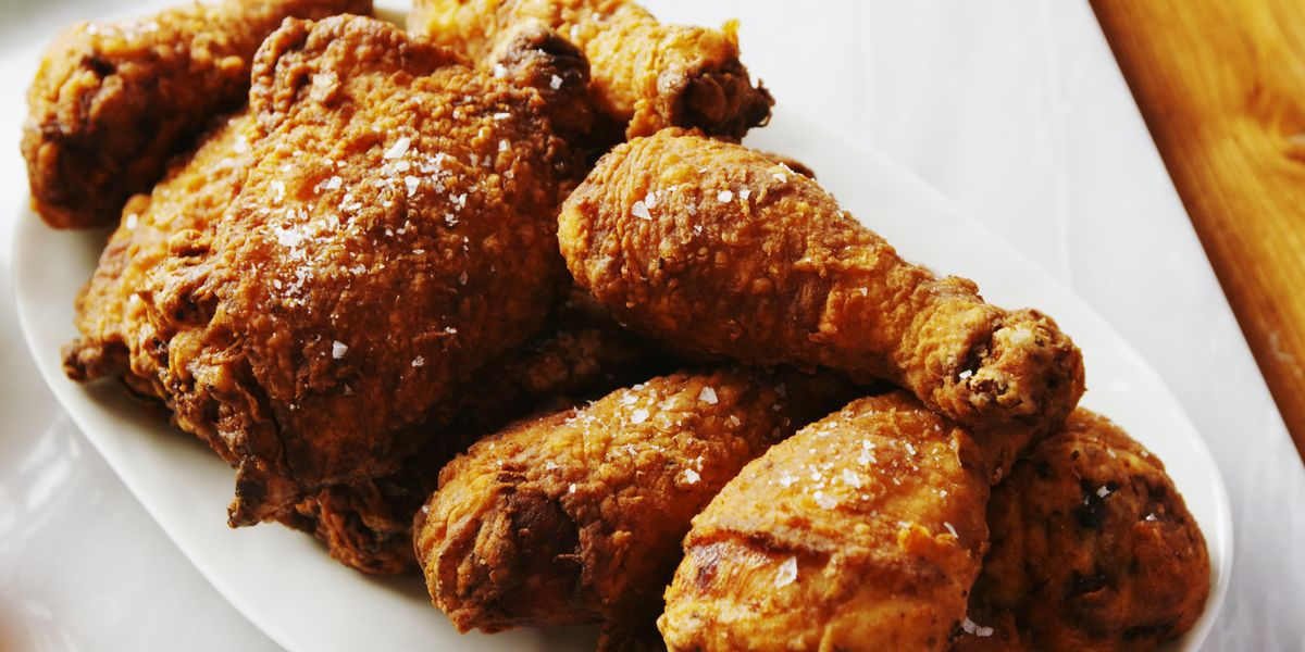Best Homemade Fried Chicken Recipe How To Make Crispy Fried Chicken Delish Com