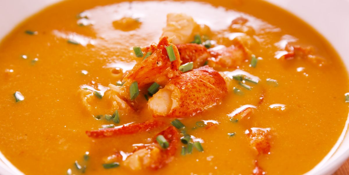 Best Lobster Bisque Recipe - How To Make Lobster Bisque