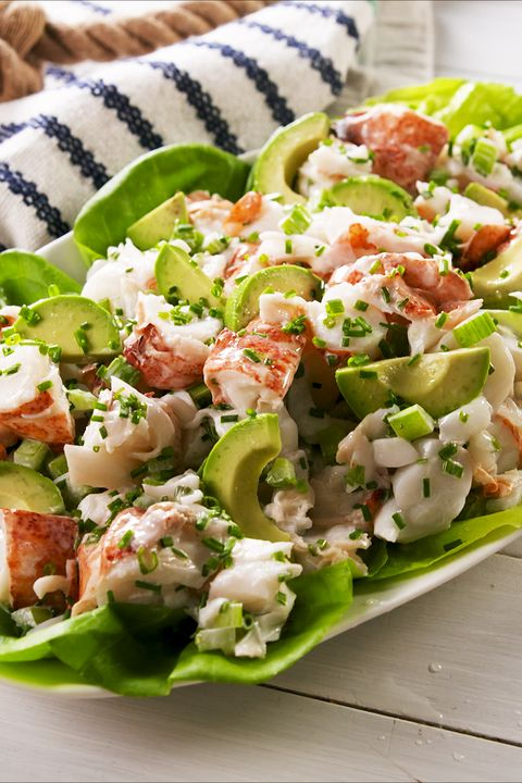 Lobster Salad - Delish.com