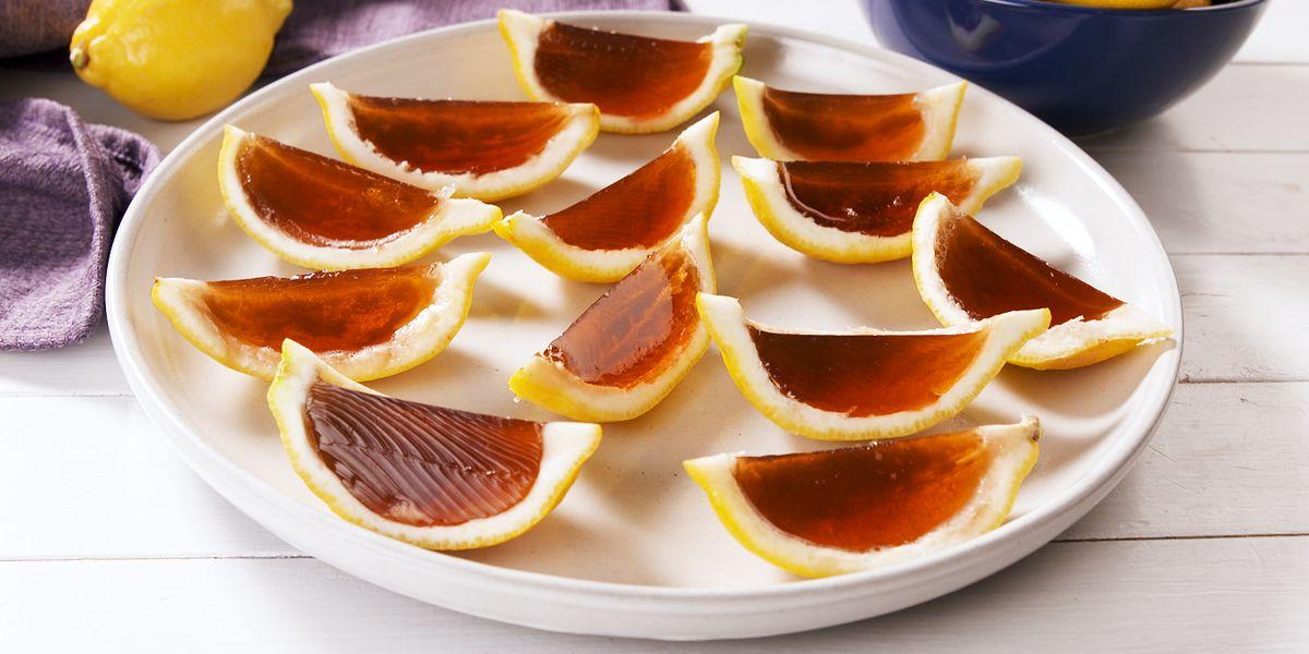 Long Island Iced Tea Jell-O Shots