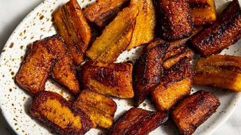 Best Maduros Fried Sweet Plantains Recipe How To Make Maduros Fried Sweet Plantains