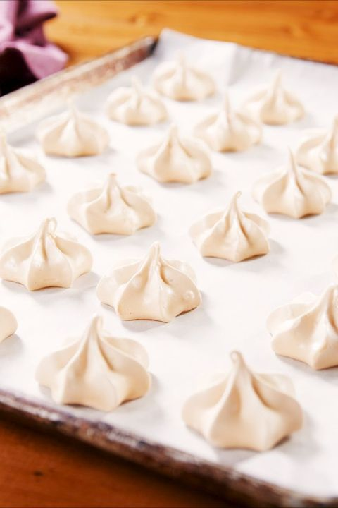 meringues from delish
