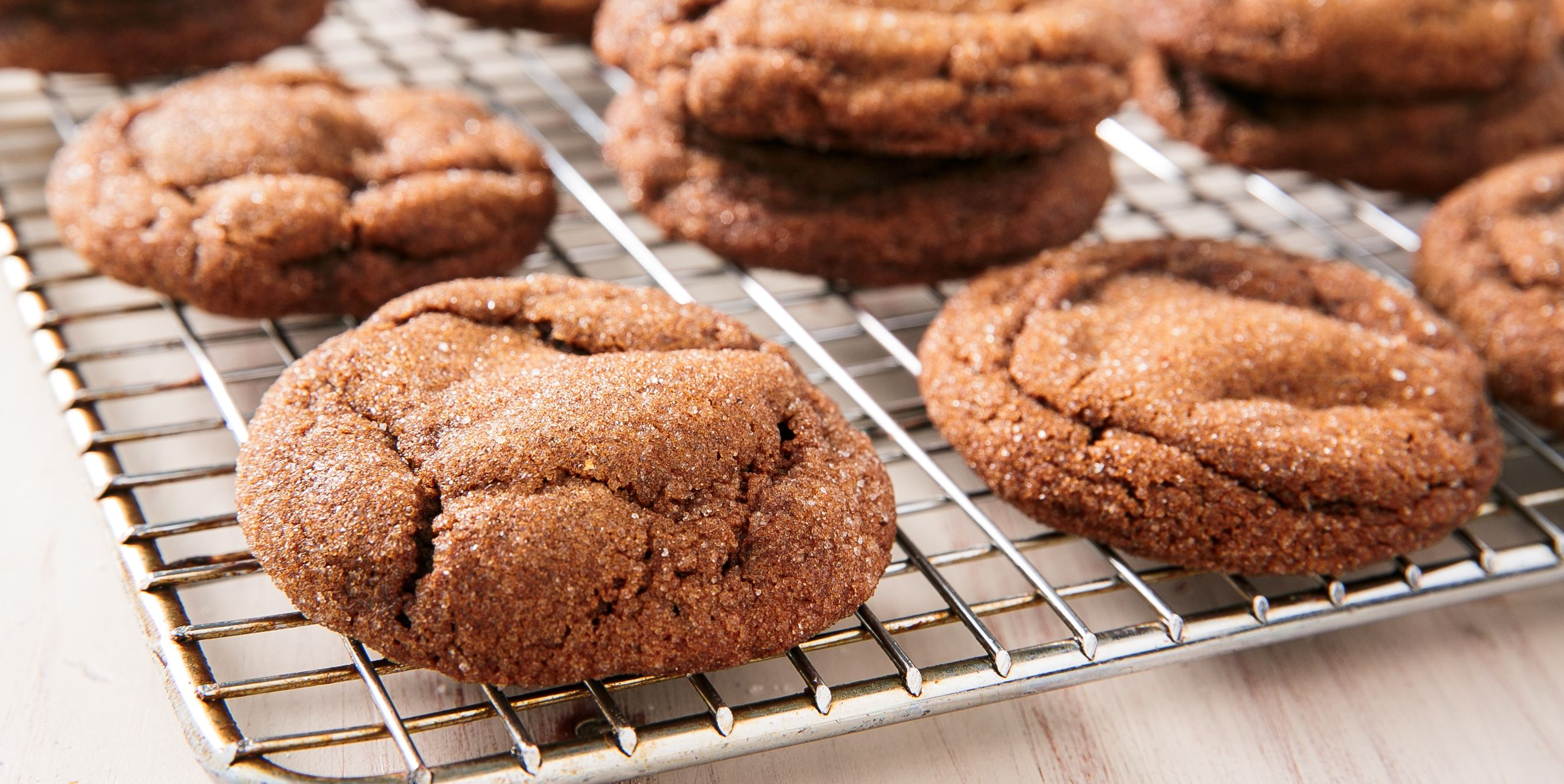 Best Molasses Cookies Recipe How To Make Molasses Cookies