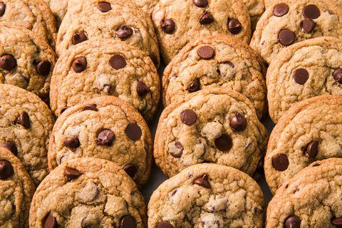 Mrs. Fields Chocolate Chip Cookies - Delish.com