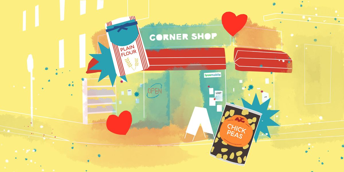A Love Letter To Corner Shops, Which Have Really Saved Us Recently