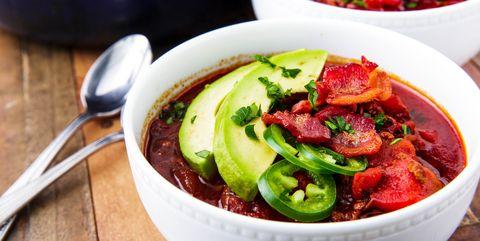 Dish, Food, Cuisine, Ingredient, Produce, Vegetable, Vegetarian food, Soup, Recipe, Meat,
