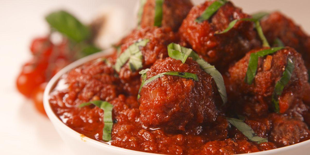 Best Slow-Cooker Paleo Meatballs