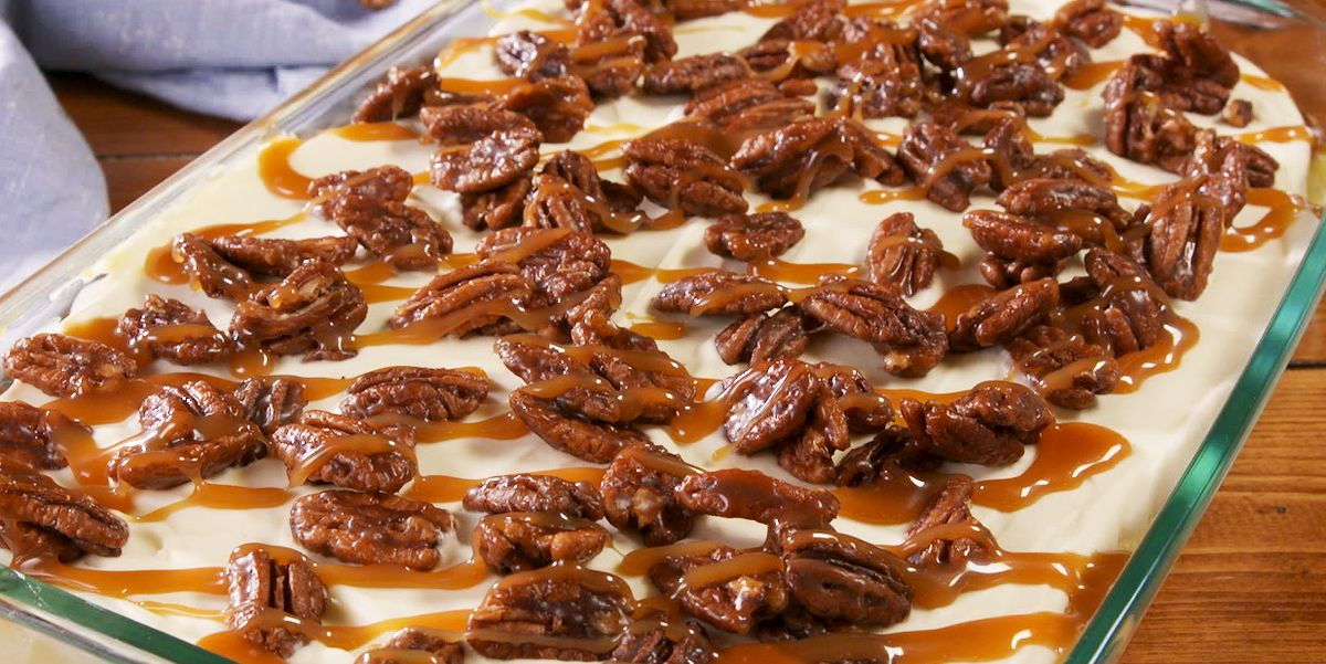 Pecan Pie Lasagna How To Make Pecan Pie Lasagna