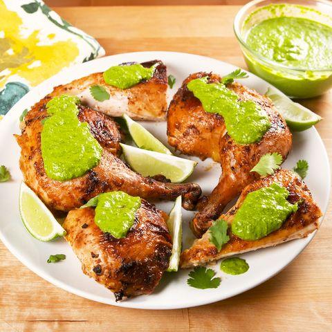 poulet péruvien