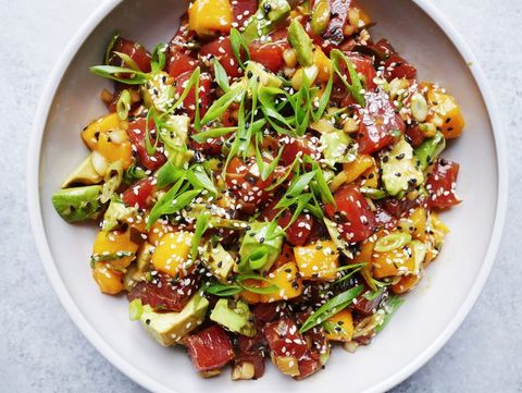 Poke Salad — Delish.com