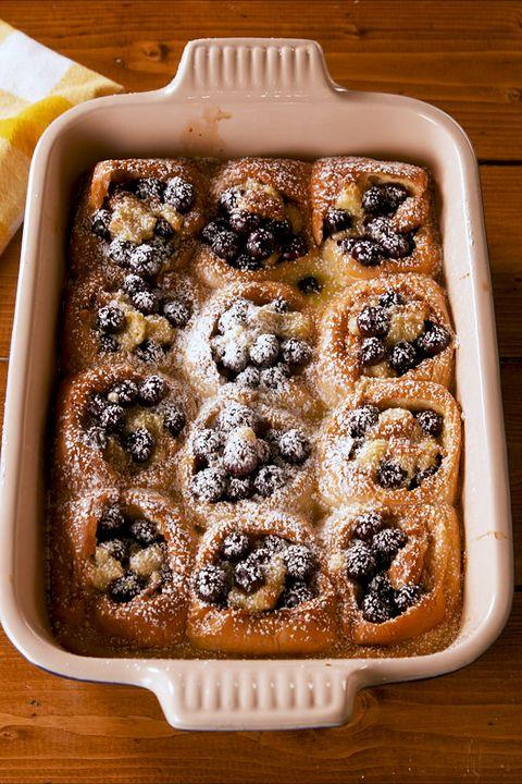 25 Easy Blueberry Desserts Fresh Blueberry Dessert Recipes