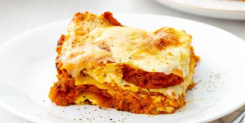 Pumpkin Lasagna horizontal