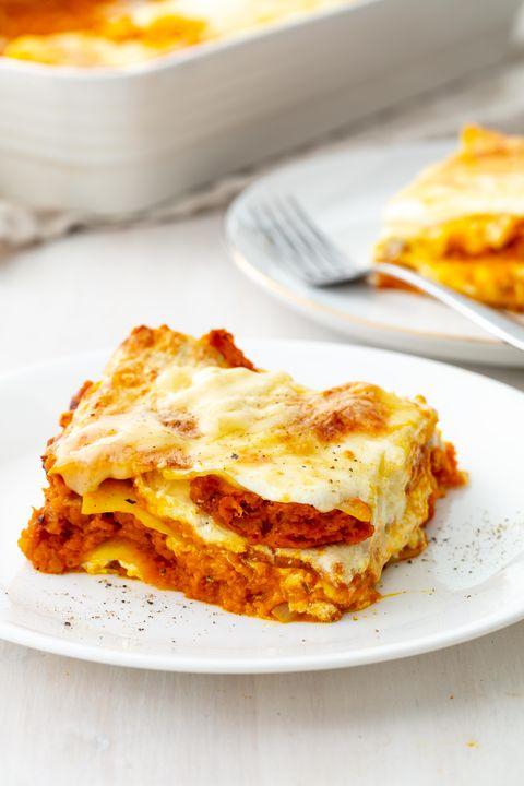 Pumpkin Lasagna vertical